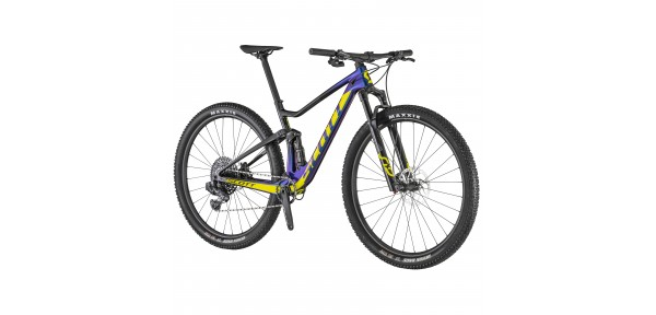 Scott Spark RC 900 Team Issue AXS 2020 - Full suspended mountain bike