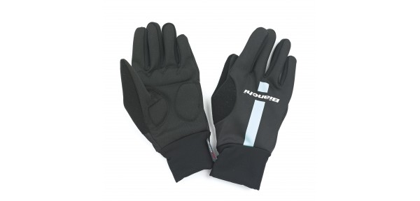 Bianchi Reparto Corse Gloves - Winter gloves for bike