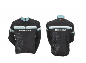 Bianchi Sport Line Windproof Jacket - Windproof Jacket for bike
