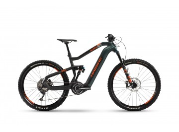 Haybike XDURO AllMtn 8.0 - Electric mountain bike