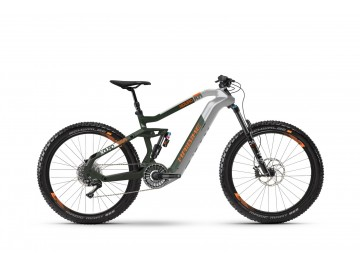 Haibike XDURO NDURO 8.0 2020 - Electric mountain bike