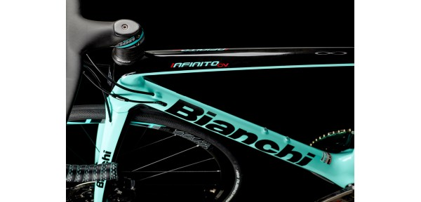 Bianchi Infinito CV Carbon Disc 2020 - Racing bike carbon frame kit