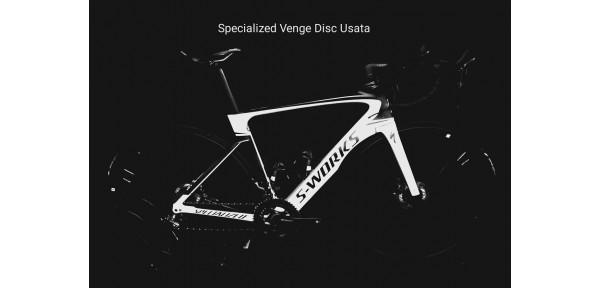 Specialized Venge Disc- Road Bike Used