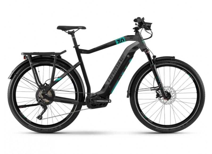 Haibike Sduro Trekking 7.0 2020  -  Bicicletta elettrica