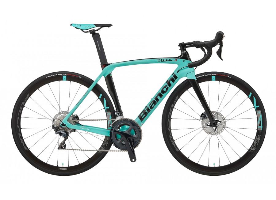 Bianchi Oltre XR3 disc 2020 - Bicicletta da Corsa