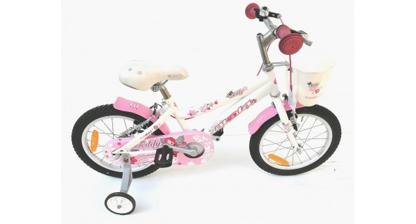 Atala Teddy Girl 16 - Girl Bike Used