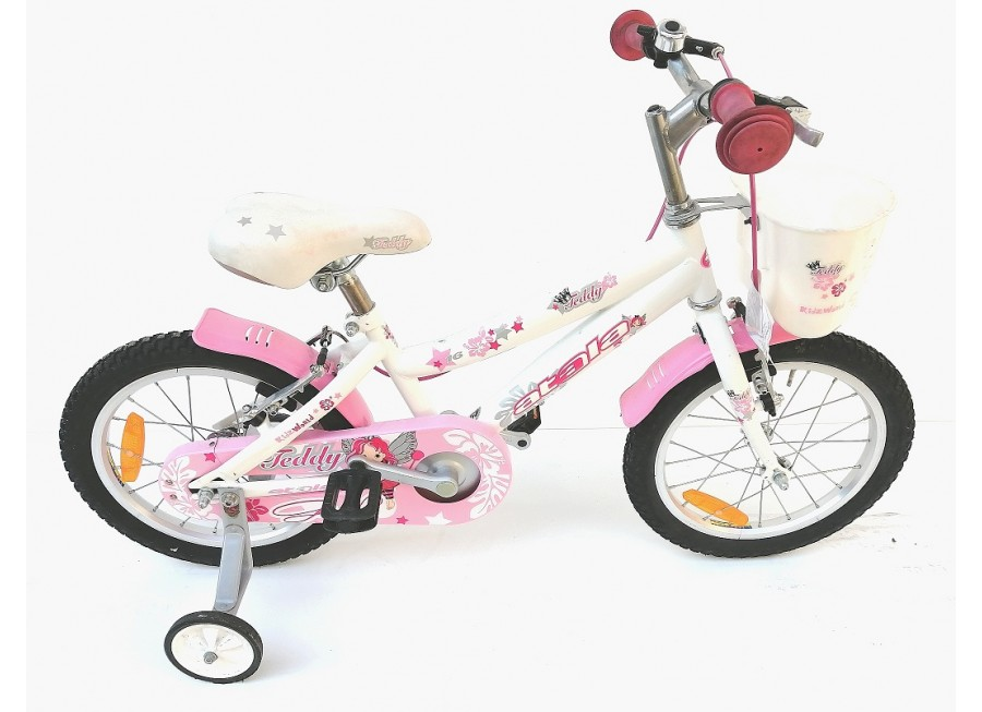 Atala Teddy Girl 16 - Girl Bike Used