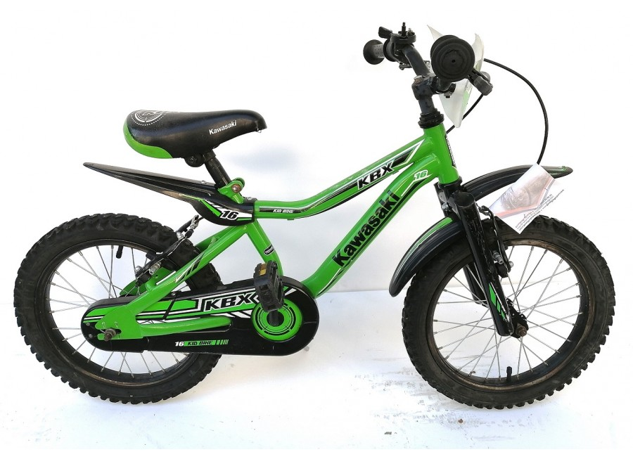 Kawasaki Bimbo 16 - bike for boy used