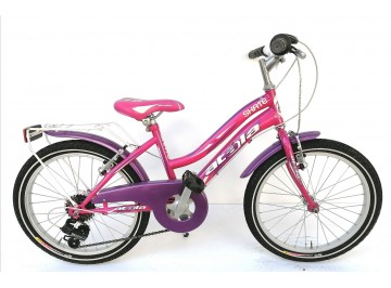 Atala Skate Girl 20 6v - Bike for girl used