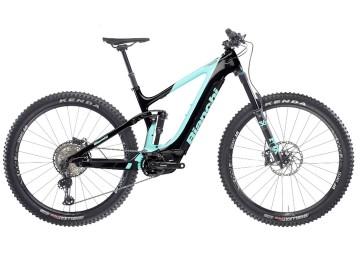 Bianchi T-Tronik Perf 9.2 XT 12 630 - Bicicletta elettrica da MTB
