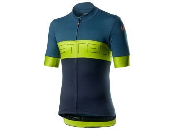 Castelli Prologo VI Jersey - Short sleeve jersey for bike