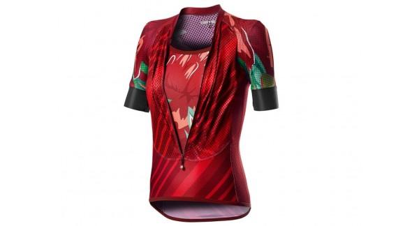 Castelli Climber's W Jersey - Short sleeve woman jersey for bike