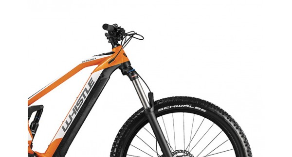 Whistle B-Rush All 9v - All Mountain E bike
