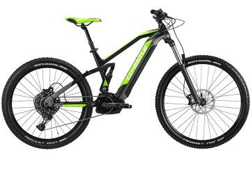 Whistle B-Rush All S 12v - All Mountain E bike