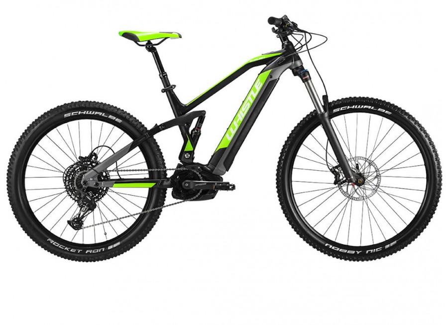 Whistle B-Rush All S 12v - Bicicletta elettrica da All Mountain