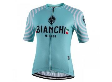 Bianchi Milano Altana - Woman light weight jersey for bike