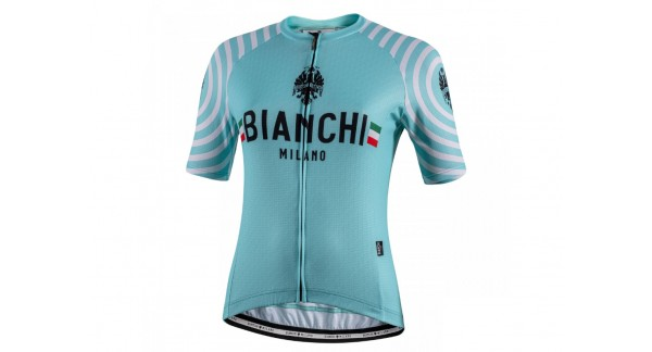 Bianchi Milano Altana - Woman light weight jersey for bike