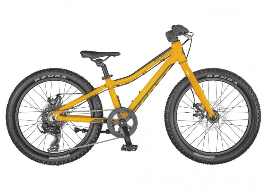 Scott Scale 20 rigid 2021 - Junior mountain bike