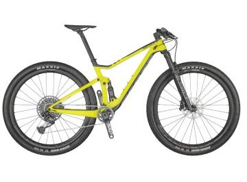 Scott Spark RC 900 World Cup 2021 - Bicicletta biammortizzata da MTB