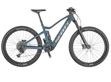Scott Strike eRide 930 2021 - Electric mountain bike full suspended