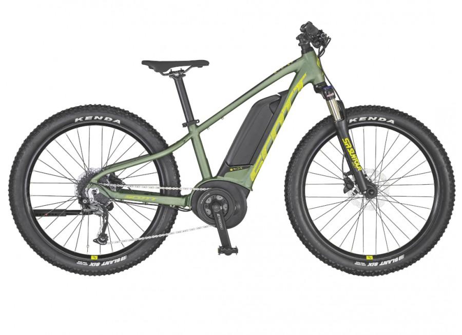 Scott Roxter eRide 24 2021 - Bicicletta elettrica da bambino