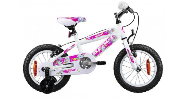 Atala Muffin Girl 14 - Bike for girls