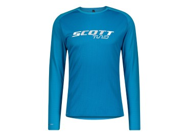 Scott Shirt M'S Trail Tuned l/sl - Maglia enduro