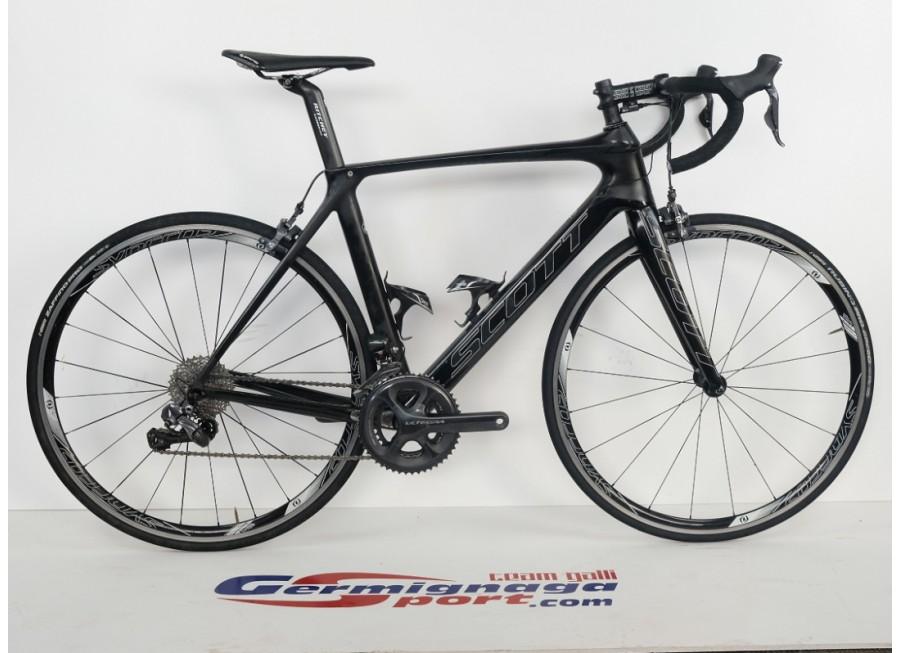 Scott Foil Carbon - Road Bike Carbon Used