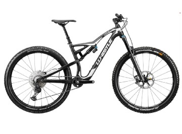 Whistle Navajo Carbon - Mtb Full Suspended