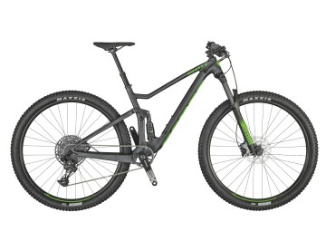Scott Spark 970 granite black 2021 - Mountain Bike