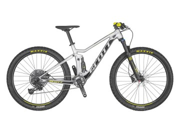 Scott Ransom 600 2021 - Full suspended Future Pro junior mountain bike