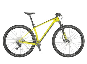 Scott Scale 930 Yellow 2021 - Mountain bike