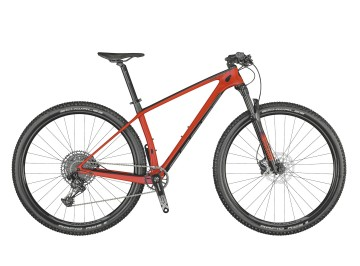 Scott Scale 940 Red 2021 - Mountain bike for hardtail