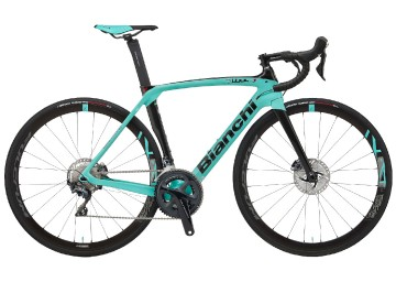 Bianchi Oltre XR3 Cv Disc 2021  - Bicicletta da corsa