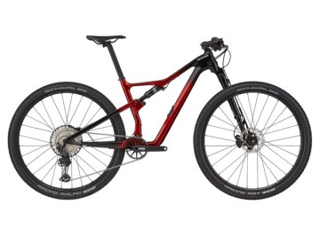 Cannondale Scalpel Carbon 3 - XC full suspended mountain bike