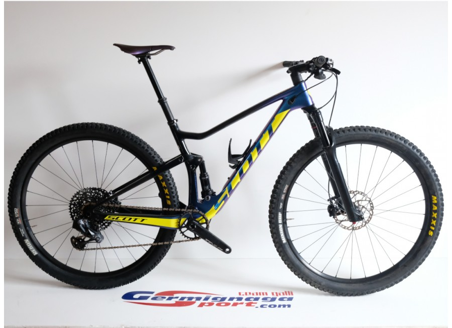 Scott Spark RC Team Issue 2021 - Mountain bike