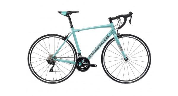 Bianchi Via Nirone 7 Alu 105 11v 2022 - Road Bike