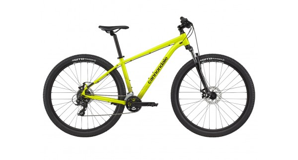 Cannondale Trail 8 Yellow Highlighter 2021 - Mountain Bike